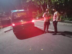 Polsubsektor Kuripan Laksanakan Patroli Dialogis, Tekankan Penerapan Potokol Kesehatan