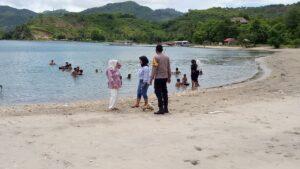 Tempat Wisata di Sekotong Ketat Menerapkan Protokol Kesehatan