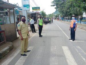 Kabag Ops Polres Lobar Pimpin Kegiatan Ops Yustisi, 52 Orang Pelanggar Terjaring di Sekotong