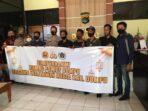 Humas Polres Dompu bersama Wartawan Jalin Silaturahmi