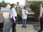 Jaring Delapan Pelangggar Prokes, Polsek Kediri Layangkan Teguran Tertilis
