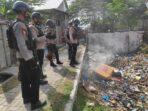 Judi Sabung Ayam di Sarata Digerebek Unit Turjawali Polres Bima Kota