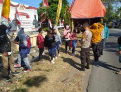 Grup Kecimol Pandawa dari Desa Sengkerang Dicegat Polisi Hendak Pergi Pentas di Lombok Utara