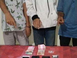 Tiga Sindikat Narkoba di Taliwang Diamankan Polisi