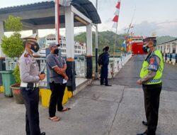 Tiba di Lombok, 22 Ton Oksigen Dikawal Ketat Polisi