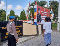 Labuapi Masuk Empat Besar Penyumbang Angka Covid di Lombok Barat, Kepolisian Kencangkan Disiplin Prokes