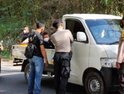Sasar Prokes, Polsek Sekotong Lakukan Penyekatan dan Tindak Sejumlah Pelanggar