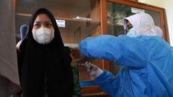 Vaksinasi Di Lombok Barat Mulai Sasar Vaksin Pelajar dan Remaja
