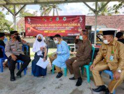 Polres Lombok barat Gelar Vaksin Serentak, Tersebar di Polsek Jajaran